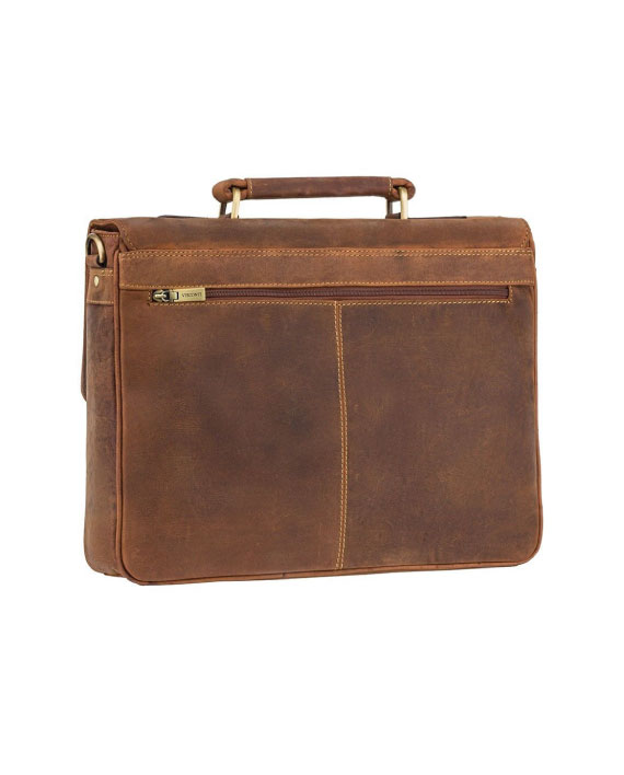 Home   Leather Briefcases Your Work Bag Matters   Berlin Leather Briefcase  By Visconti 955f80ecd8de5