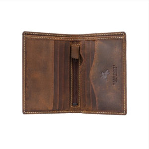 Arrow Leather Wallet