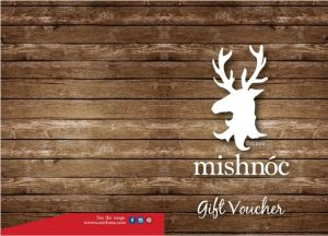 mishnóc gift voucher