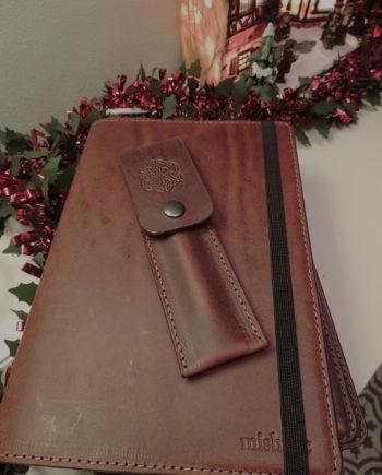 Leather Pen Holder