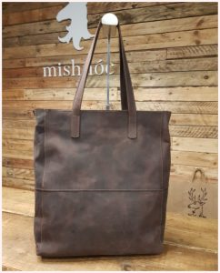 Banshí Leather Tote