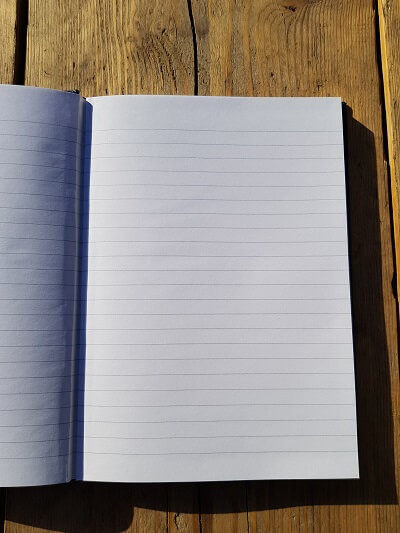 Replaceable Notebook