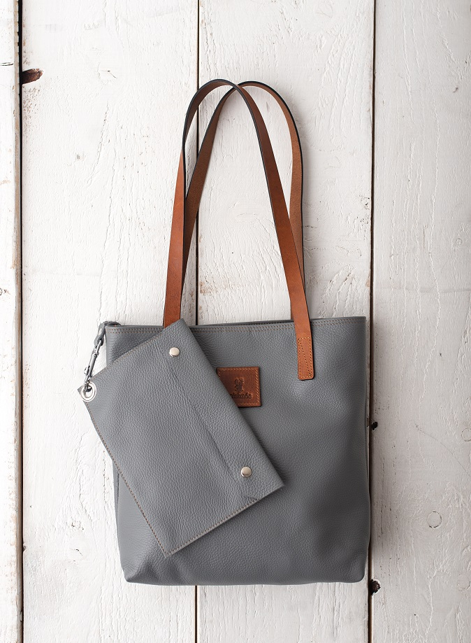 Sonas Leather Tote