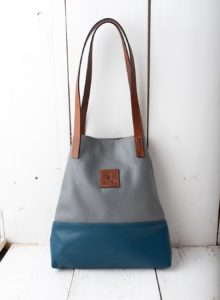 Ursula Leather Tote