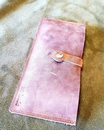 Leather Smartphone Purse
