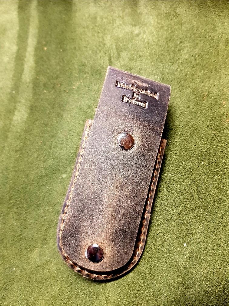 Leather EDC Case