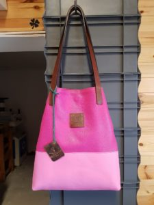 Limited Edition Leather Bag