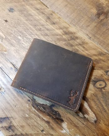 Irish Made Leather Wallet