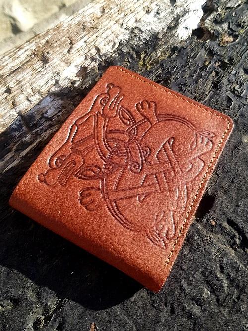 Irish Leather Wallet