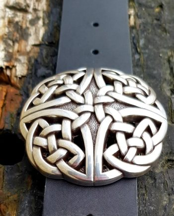 Irish Leather Belt