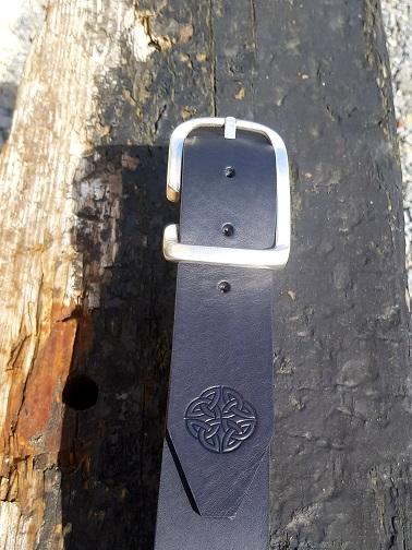 Handmad Leather Belt