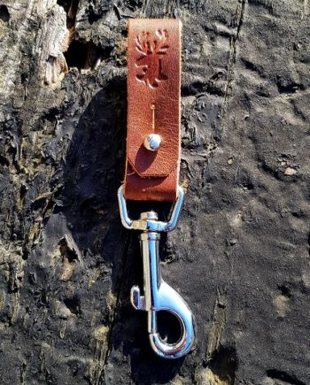Leather Belt Clip