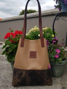 Irish Made Handbag