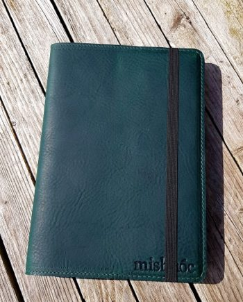 Irish Leather Journal Cover