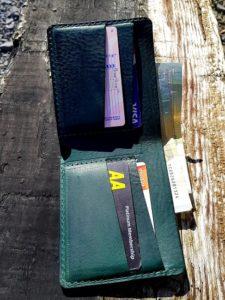 Irish Made Wallet