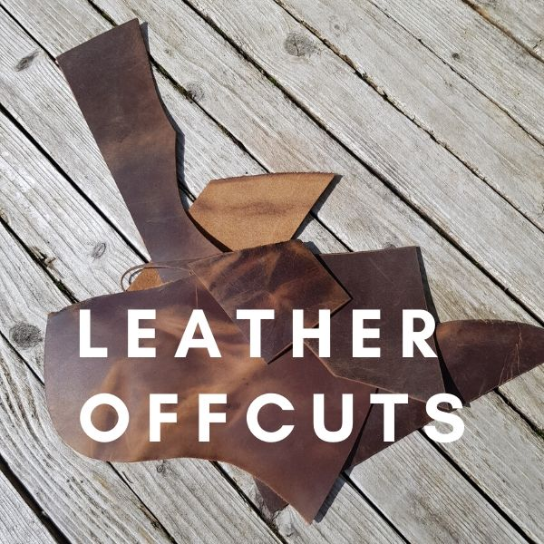 Leather Offcuts For Sale
