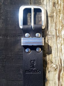 Made in Ireland Leather Belt