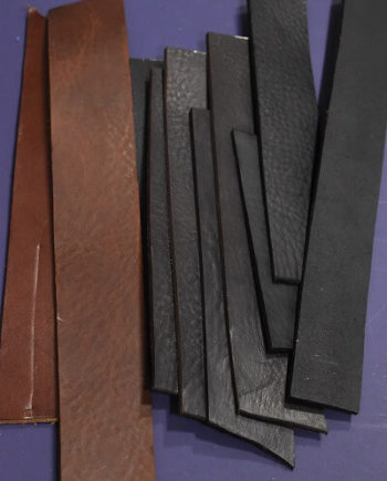 Leather Off Cuts