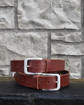 Bull Hide Belt
