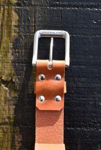 Xtra Large Leather Belt
