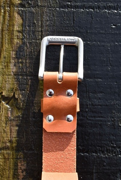 Xtra Large Leather Belt