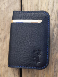 Leather Cash and Card Holder