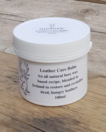 Leather Care Wax