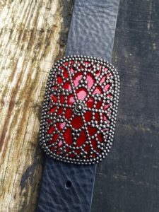 Irish Leather Belt